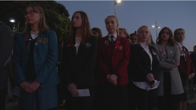 Young Ambassadors 2018 come together for ANZAC Day 2018